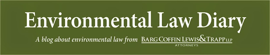Environmental Law Diary