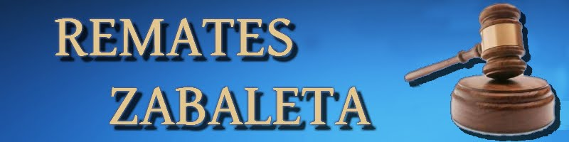 REMATES ZABALETA SOLIS