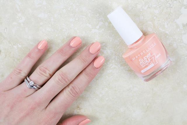 Maybelline Forever strong Super Stay Gel Nail Colour in Sunkissed