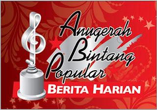 Senarai Pemenang Anugerah Bintang Popular Berita Harian (ABPBH) 2010 - 3 April 2011