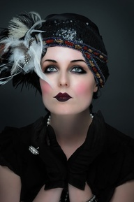 Flawless Beauty Bars 1920s Makeup The Great Gatsby - 1920s-makeup-s