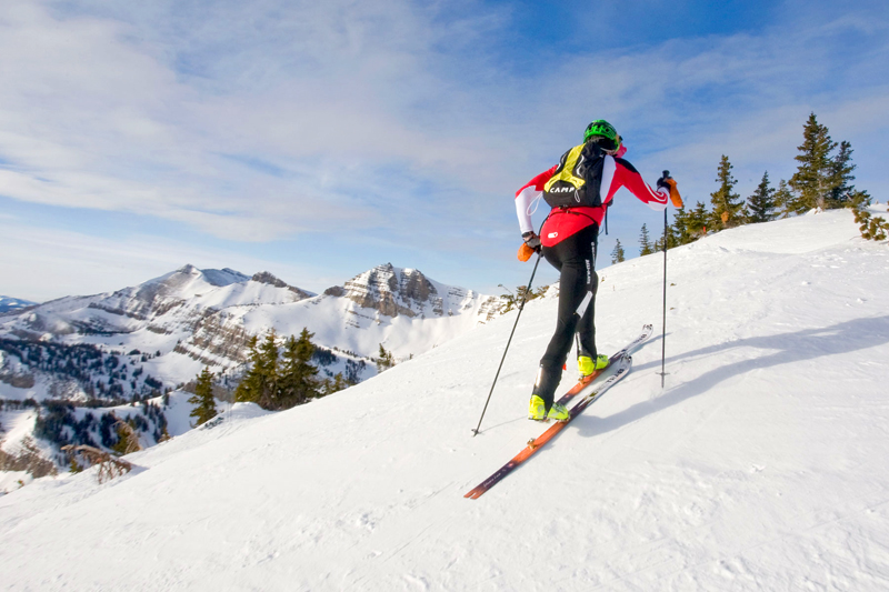 Image result for uphill skiing