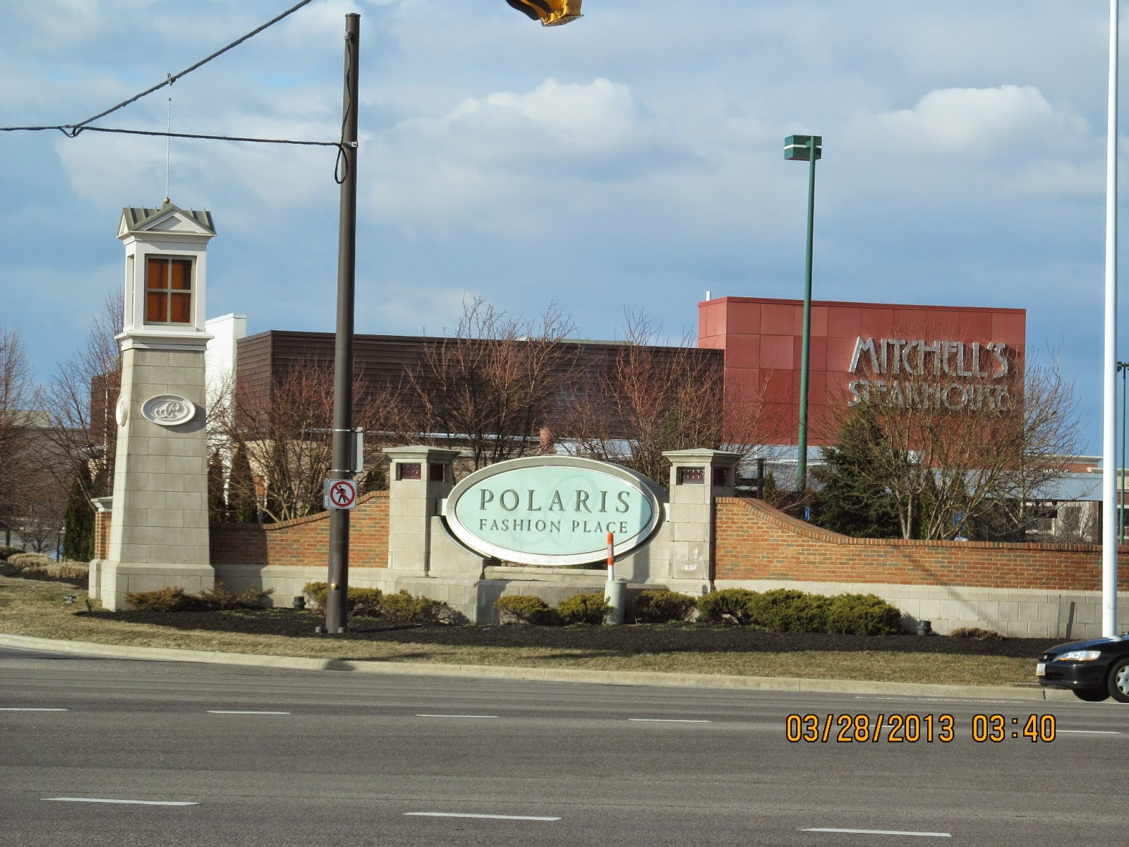 Trip to the Mall: Polaris Fashion Place- (Columbus, OH)
