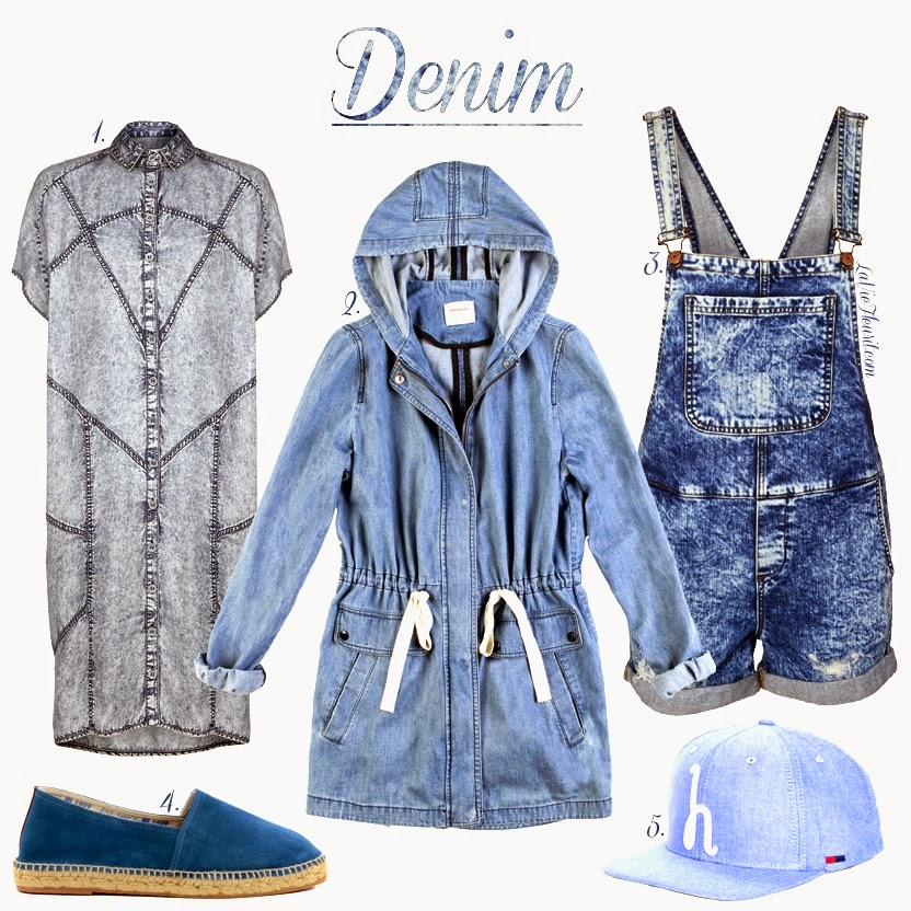 Jeans, Denim, SS2015, Trend, Spring, Summer, Fashion, Outfit, #OOTD, fashion, fashionblogger, sacha, river island, springfield, herschel, noisy may, trend, moodboard, blog, www.LaVieFleurit.com