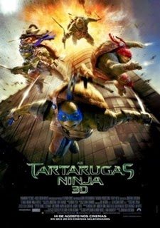 As Tartarugas Ninja – Torrent BluRay 720p & 1080p, DVDRIP & 3D Download (Teenage Mutant Ninja Turtles) (2014) Dual Áudio