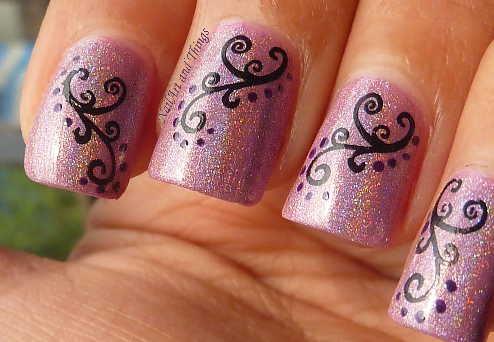 Nail designs claws beautify themselves with sweet nails nail art designs trends for short long nails 2013 fashion photos prinsesfo Images