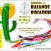 Convite: Aniversário de 12 Anos da TUPJAET - Homenagem aos Baianos e Boiadeiros