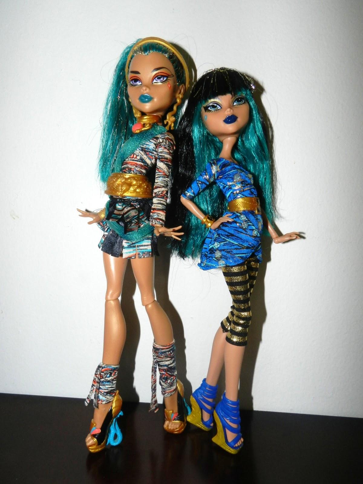 Monster High Original Favorites Cleo de Nile Doll   The ...