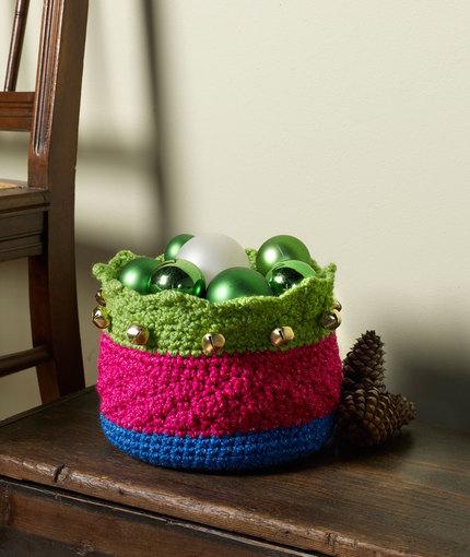 Miss Julias Patterns Free Patterns 30 Baskets Bowls To Crochet