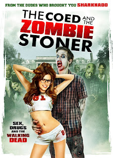 Ver Película The Coed and the Zombie Stoner Online Gratis (2014)