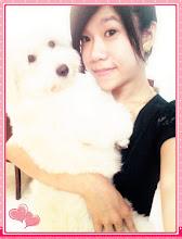 My baby dog..MilkMilk  ♥