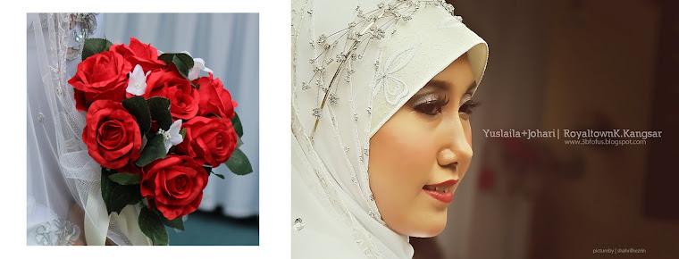 Yuslaila+Johari | Resepsi Cinta Royaltown K.Kangsar 3.12.2011