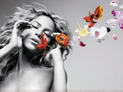 Shakira Wallpaper with Flower