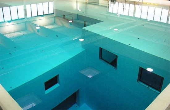 Dr Sous Deepest Pool In The World