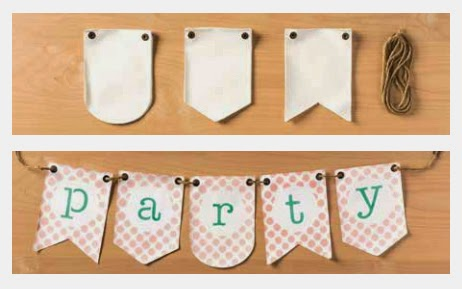 Build a Banner kit from Stampin' Up available to buy online