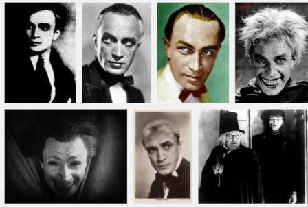 Conrad Veidt , actor cine gay / homosexual