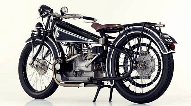 1923 BMW R32 Review