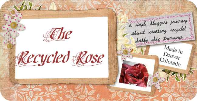 The Recycled Rose