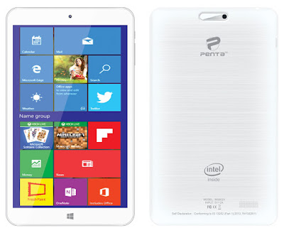 Pantel Technologies launches India's first Windows 10 tablet Penta WS802X exclusively on HomeShop18 for Rs. 5499