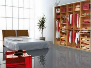 Closet or dressing??