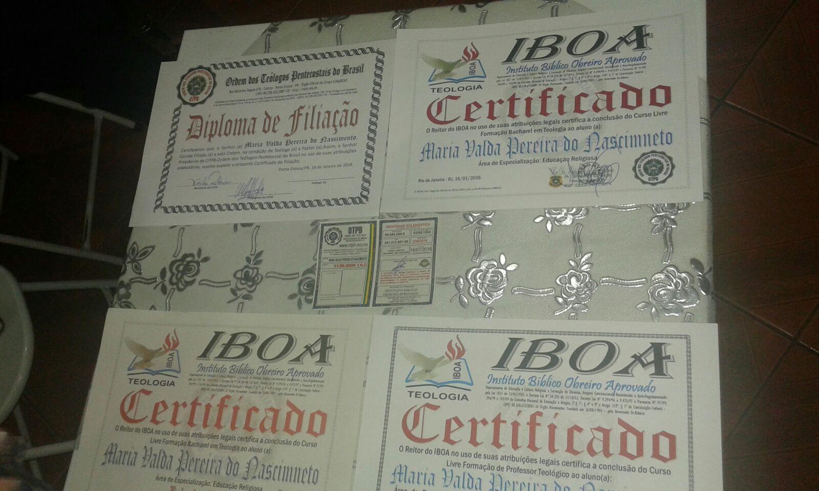 OBRIGADA SENHOR