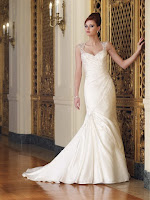 Cap Sleeved Wedding Dresses