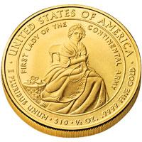 Martha Washington Dollar