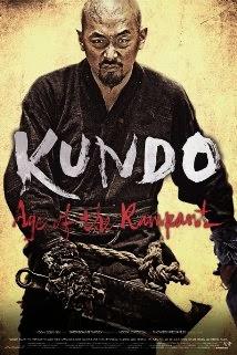 Kundo: Age of the Rampant / Kundo: min-ran-eui si-dae