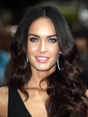 megan fox hairstyles. Try on Megan Fox hairstyles.