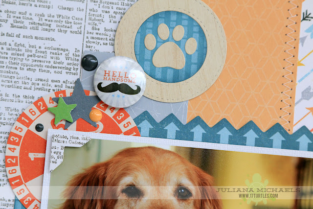 Sneak Peek for My Scraps & More Sketches Guest Designer by Juliana Michaels featuring Cocoa Vanilla Made of Awesome Collection