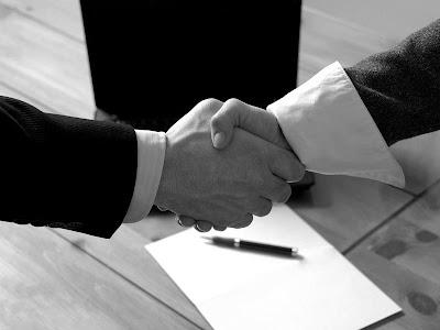 surat perjanjian merupakan salah satu jenis surat resmi sebagai surat