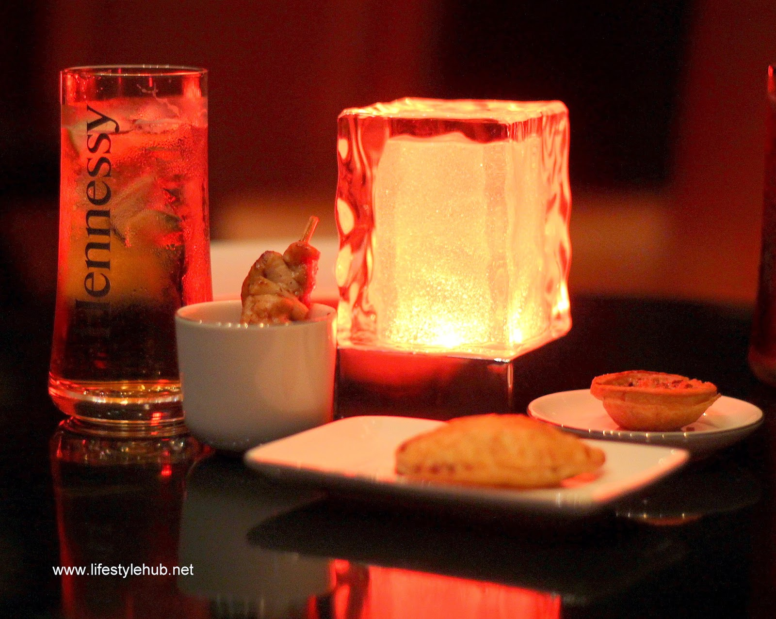 hennessy nights at bar rouge in new world makati hotel