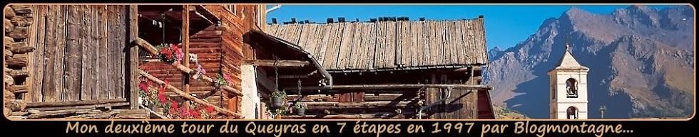 ➽ Le tour du Queyras, trek réalisé en 1997 par Blogmontagne ~