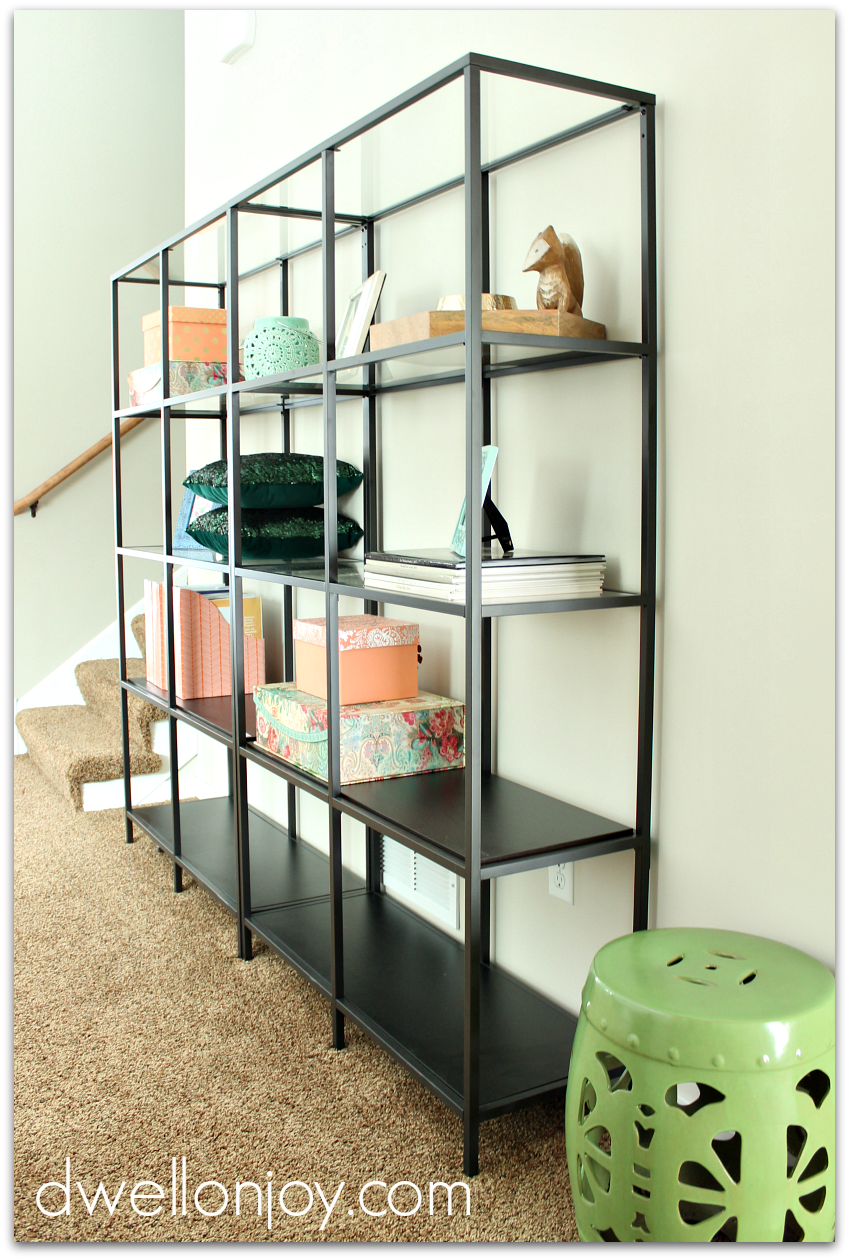 style function color ikea vittsjo shelf. Black Bedroom Furniture Sets. Home Design Ideas