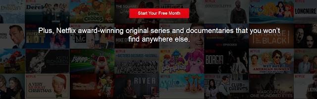 用VPN看美國Netflix