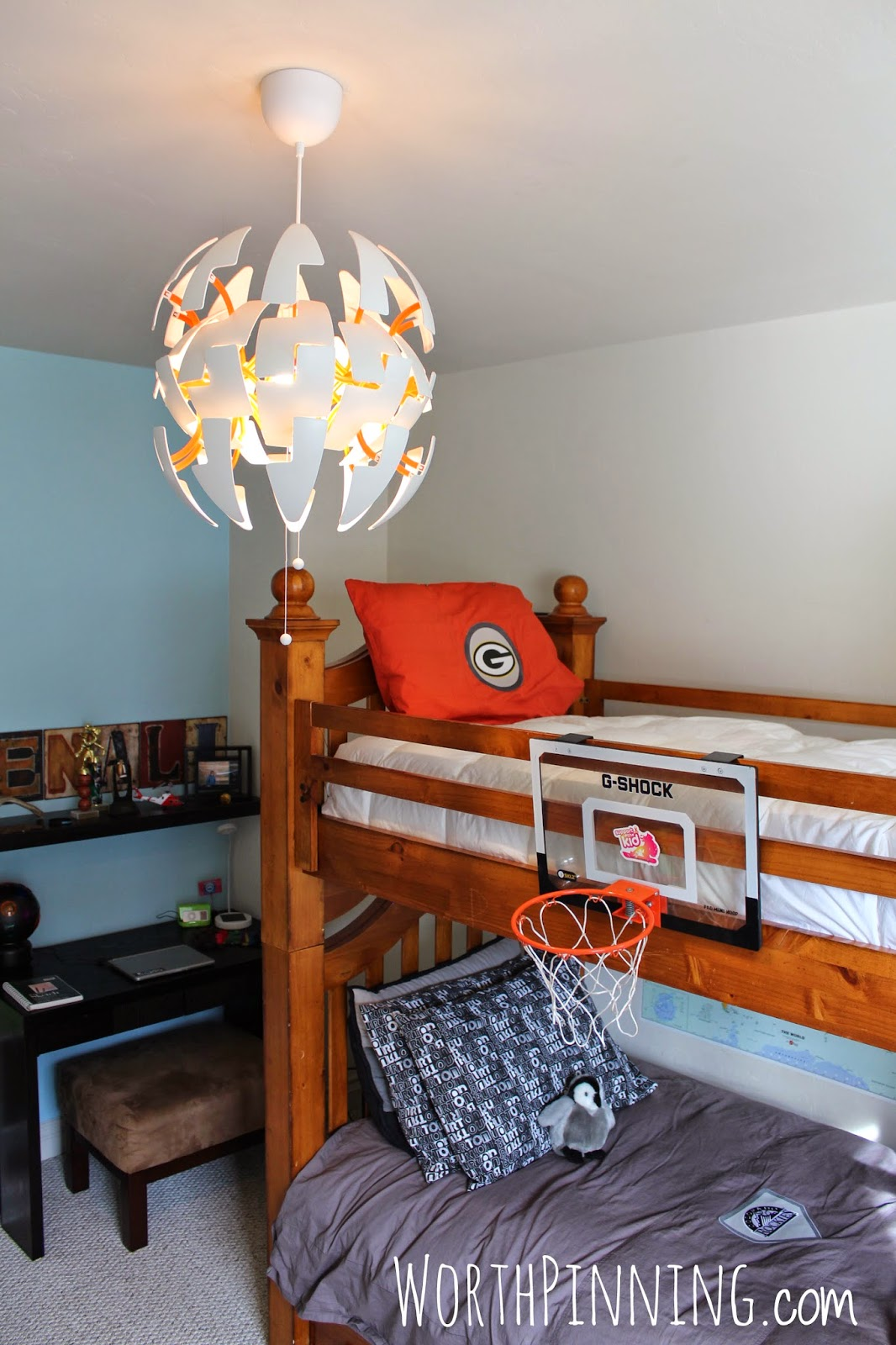 Worth Pinning Changing Out Light Fixtures - Ikea bedroom light fixtures