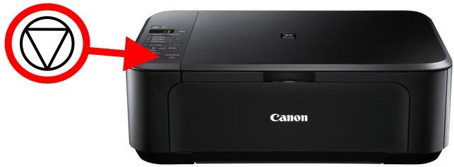 Canon mp180 resume