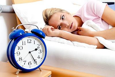 Penyebab dan Cara Mengatasi Insomia (Gangguan Tidur)