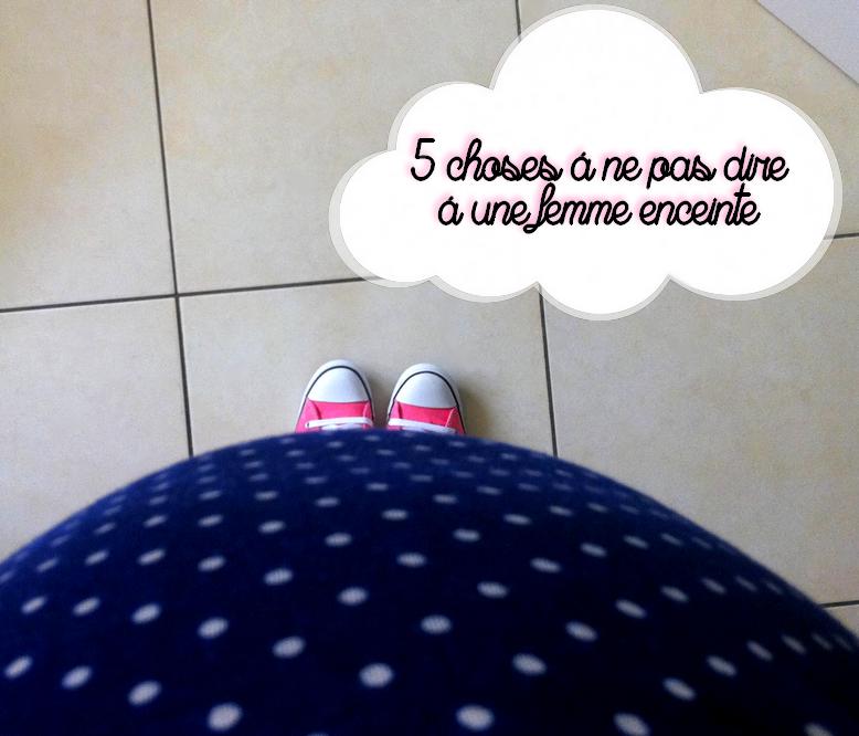 5 choses ne pas dire une femme enceinte comme moi - Peut on tomber enceinte avant le retour de couche ...