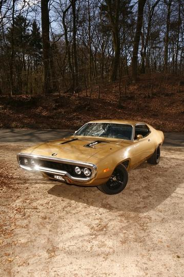 72 Plymouth Satellite   Lamborghini