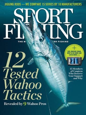 Free pdf magazine download sport fishing magazine october for Sport fishing magazine