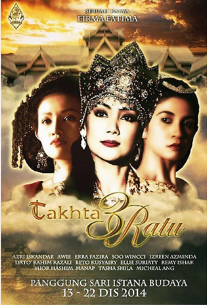 Takhta 3 Ratu (2015), TV Online, TV Streaming, Anime, Sukan, Movie Terbaru, Video Tube