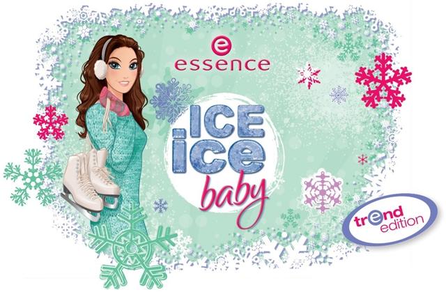 Essence Ice Ice Baby Trend Edition