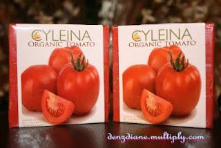 cyleina tomato soap