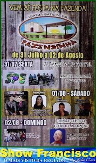 FAZENDINHA EM SÃO FRANCISCO DE ITABAPOANA RJ