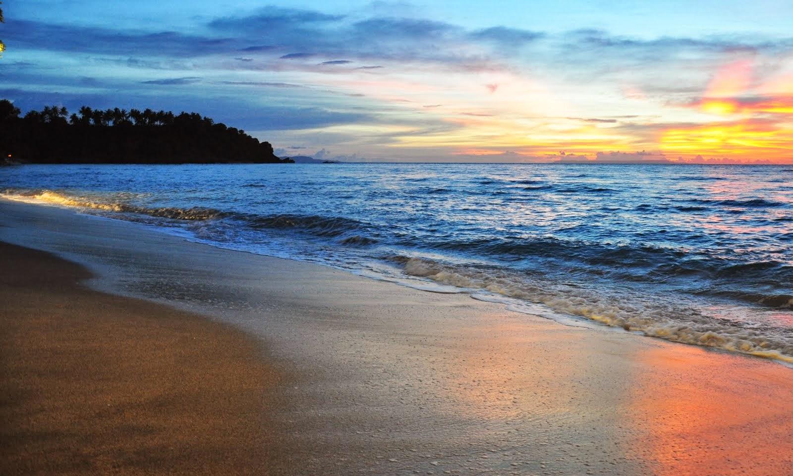 Most Beautiful Beaches Senggigi In The World Beautiful