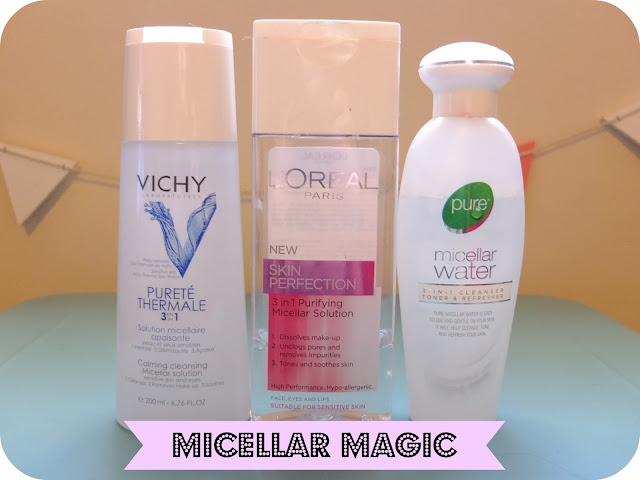 What is a micellar water? Find out on www.helloterrilowe.com