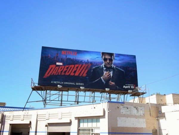 Daredevil season 1 billboard