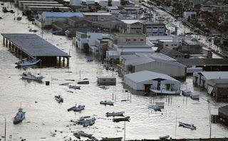 Tsunami Terremoto en Japon 8.9 Richter 11 Marzo 2011