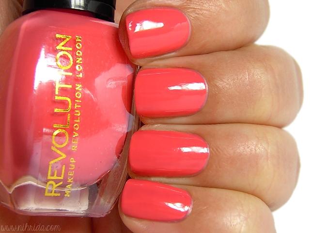 Makeup Revolution Nail Polish - Beautiful Helps